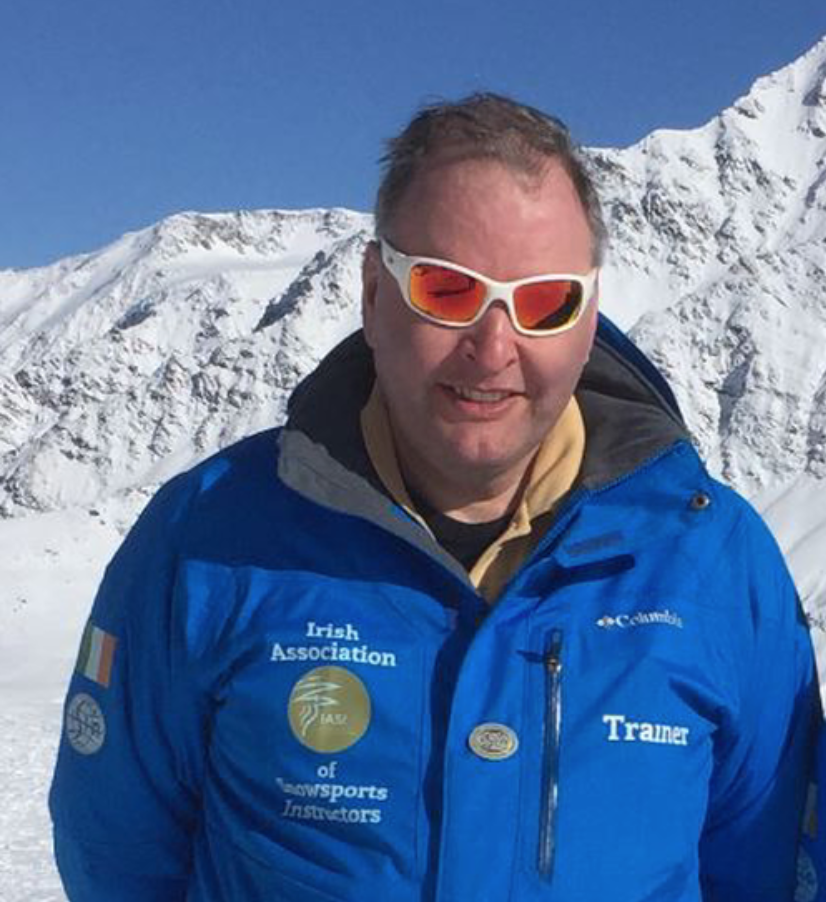 Brendan Roche, Alpine Educator & Examiner