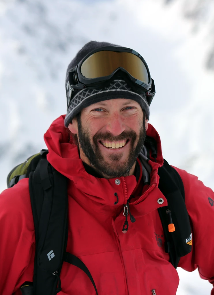 Pete Mason, UIAGM Mountain Guide