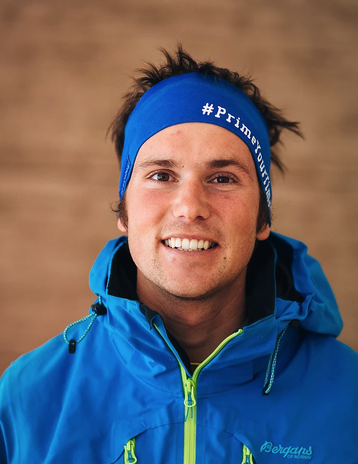 Dani Perret, UIAGM Mountain Guide